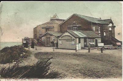 Gynn Blackpool Postcard 1918