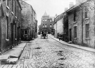Old Chapel Street Poulton