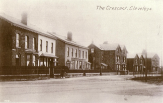 The Crescent Cleveleys 1920